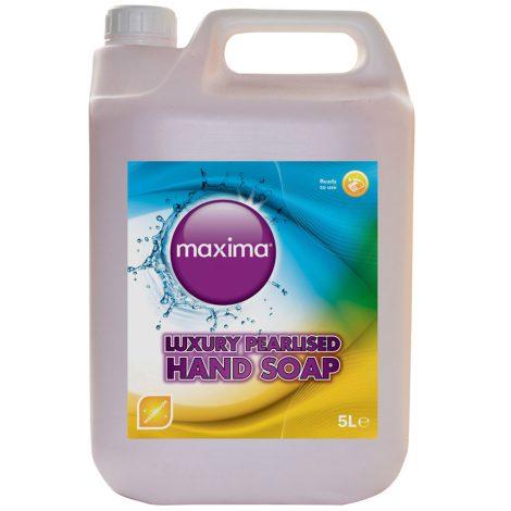 MAX10501 Maxima Luxury Pearlised Hand Soap