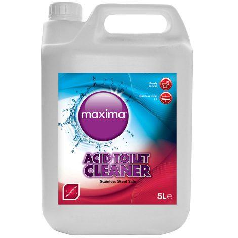 MAX20022 Maxima Acid Toilet Cleaner