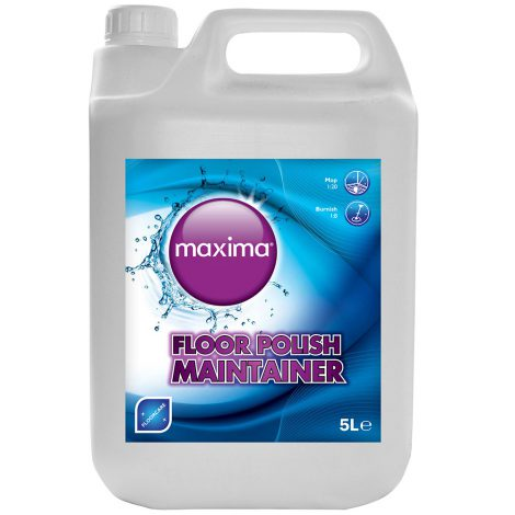 MAX30001 Floor Polish Maintainer