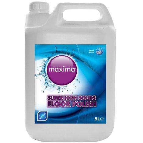 MAX30002 Super High Solids Floor Polish