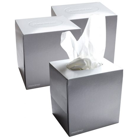 MAX10010 Facial Tissues Cube