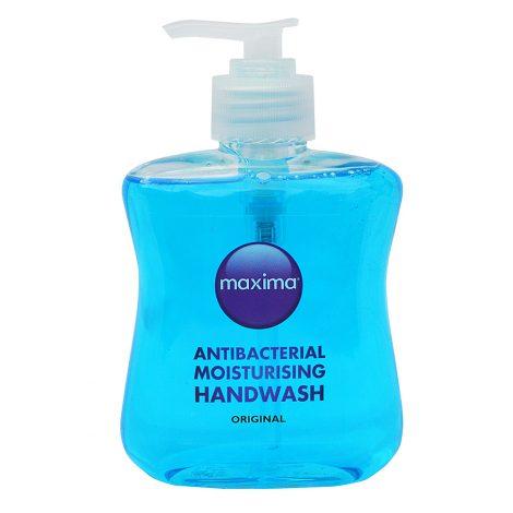 MAX10502 Anti-bacterial Moisturising Handwash