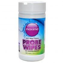 MAX40809 Probe Wipes tub